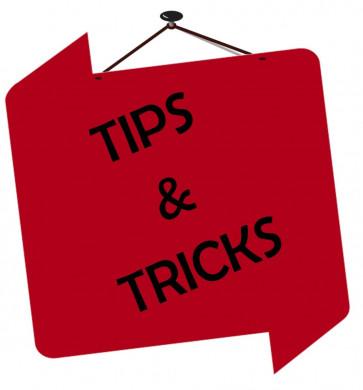 tips & tricks bib