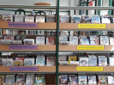 jeugd dvd's